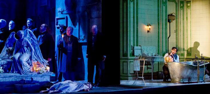 Katie Mitchell s'empare de l'opéra de Donizetti au Royal Opera House, Londres