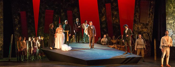 Lucia di Lammermoor (Donizetti) à l'Opéra de Massy (2016)
