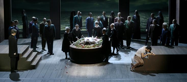 une nouvelle Lucia di Lammermoor (Donizetti) à l'Opéra national de Lorraine