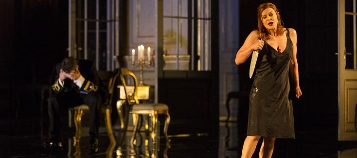 Anna Caterina Antonacci chante Médée (Charpentier) au Grand Théâtre de Genève