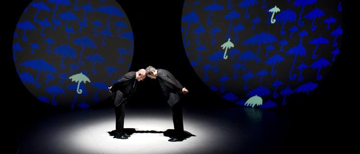 Erik Satie – Mémoires d'un amnésique, pour comédiens et pianistes