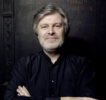le compositeur écossais James McMillan (né en 1959) © Philip Gatward