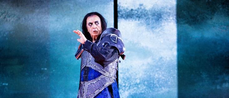 """à 76 ans, Leo Nucci chante encore le rôle-titre dans """"Macbet"""" de Verdi !"""