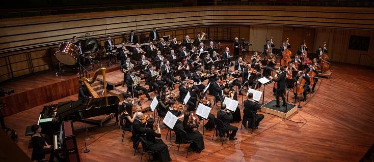 Gergely Madaras et le le Savaria Szimfonikus Zenekar au MÜPA (Budapest)