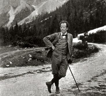 Gustav Mahler (1869-1911) à la montagne : Quatrième par Boulez