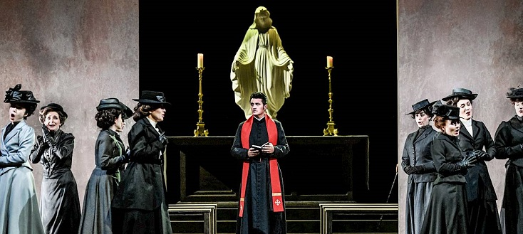 "Piotr Beczala et Elsa Dreisig dans ""Manon"" de Jules Massenet à Zurich"