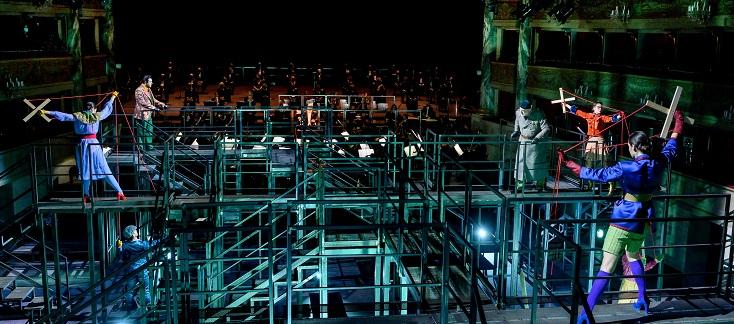 Marino Faliero, tragédie lyrique de Donizetti jouée à Bergame en novembre 2020