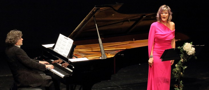 Un superbe récital de Lieder autour des elfes, par le soprano Marlis Petersen