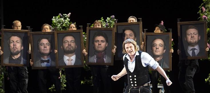 Osterfestspiele Salzburg 2019 : Christian Thielemann joue Die Meistersinger...