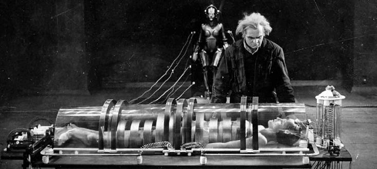 À Aix, Metropolis (1927) s'accompagne de la musique de Gottfried Huppertz