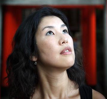 la compositrice Misato Mochizuki photographiée par Jérémie Souteyrat