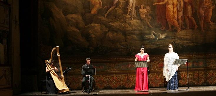 Jessica Pratt et Cecilia Molinari au Teatro Rossini de Pesaro