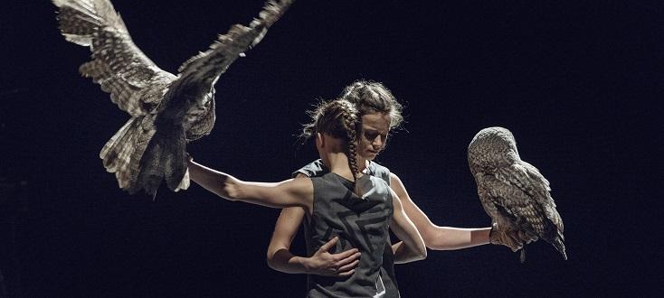"""À l'Opéra de Rouen, création mondiale de """"Nahasdzáán"""" de Thierry Pécou"""