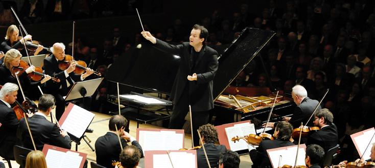 Andris Nelsons joue Brahms et Chopin au Lucerne Festival