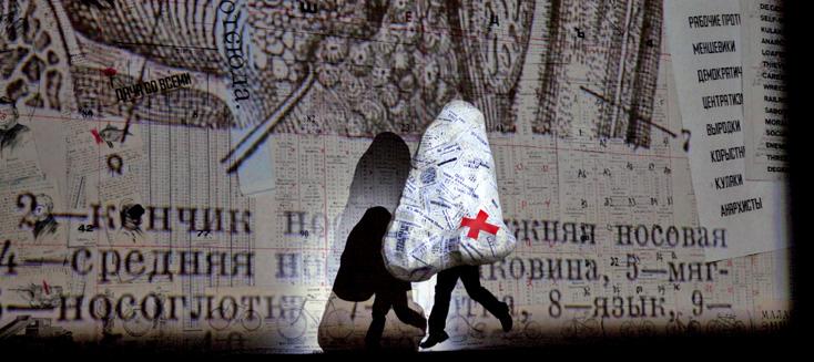 Le nez, opéra de Dmitri Chostakovitch