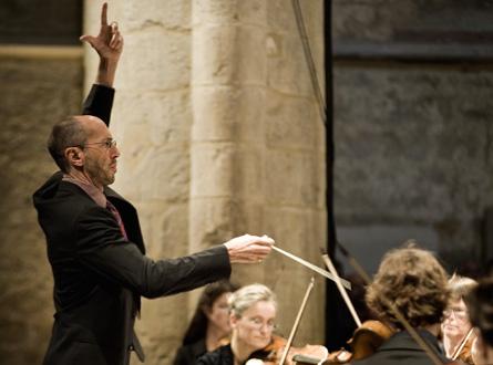 Hervé Niquet et son Concert Spirituel jouent Händel au Festival d'Ambronay