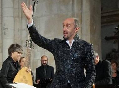 Hervé Niquet fête Sainte Cécile et la reine Mary à Saint-Michel en Thiérache