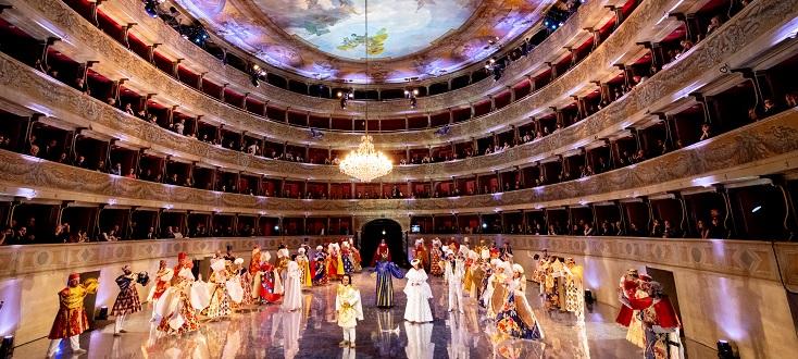 """Création mondiale de """"L'ange de Nisida"""" de Donizetti à Bergame !"""