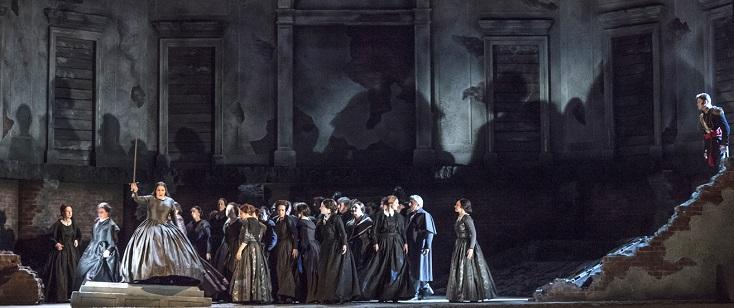 À Nice, Renato Balsadonna joue Norma (1831), l'opéra de Vincenzo Bellini