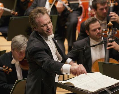 Jonathan Nott et les Bamberger Sinfoniker au Festival de Lucerne