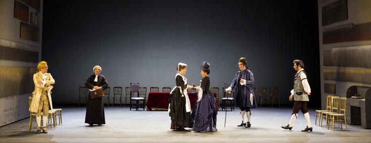 Tobias Richter met en scène Le nozze di Figaro (Mozart) à Genève