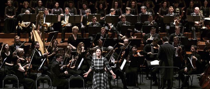 Tugan Sokhiev joue Eugène Onéguine en concert, à Aix-en-Provence
