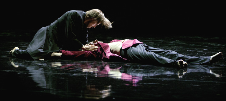 Tobias Theorell met en scène Eugène Onéguine de Tchaïkovski à Malmö (Suède)