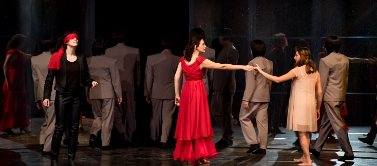 "Fanny Gioria met en scène ""Orphée et Eurydice"" de Gluck en Avignon"
