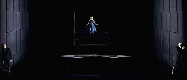 au Vlaamse Opera (Anvers), Michael Thalheimer signe un Otello noir de noir