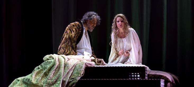 Paolo Arrivabeni joue Otello (1887) à l'Opéra Royal de Wallonie-Liège
