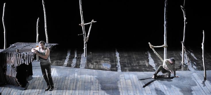 Les pêcheurs de perles, opéra de Georges Bizet, à Nancy