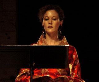 le mezzo-soprano Valérie Gabail chante Mazzocchi à Sinfonia en Périgord