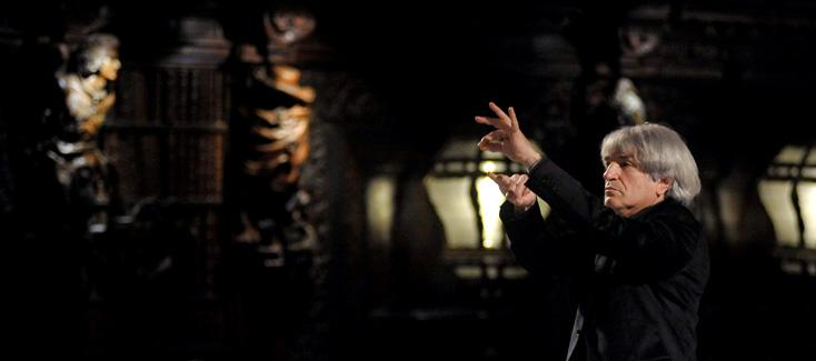Jacques Mercier dirige l'Orchestre national de Lorraine à Venise