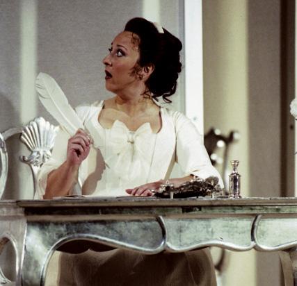 Anna Maria Panzarella chante Mozart au Glyndebourne Festival