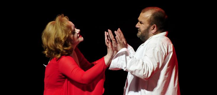 Alexandra Szemerédy et Magdolna Parditka signent le Parsifal (Wagner)de Busadest