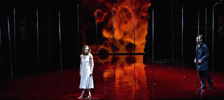 Parsifal, mis en scène par François Girard à l'Opéra national de Lyon