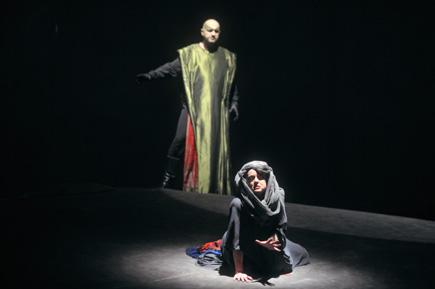 Parsifal, bühnenweihfestspiel de Richard Wagner, vu à Mannheim en 2013