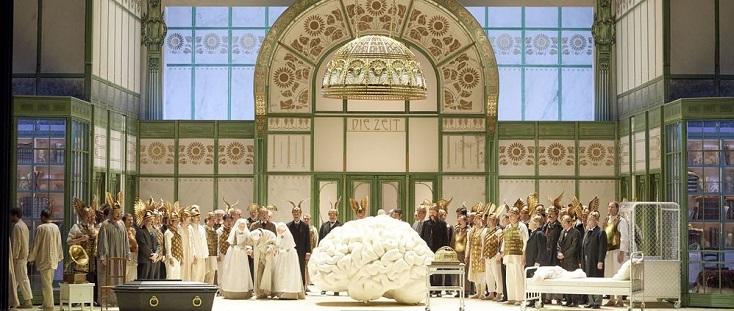 Parsifal (Wagner) vu par Alvis Hermanis à l'Opéra de Vienne