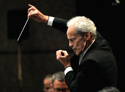Paul Daniel dirige l'Orchestre national Bordeaux-Aquitaine à Montpellier
