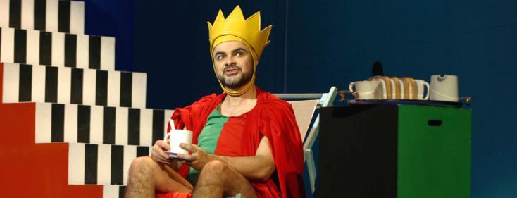 Les aventures du roi Pausole, opérette d'Honegger à l'Opéra Comique (Paris)