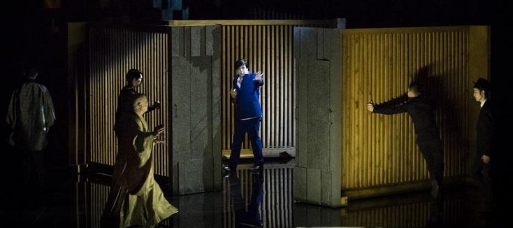 Paul Daniel joue Der Tempelbrand (1976), opéra de Toshiro Mayuzumi