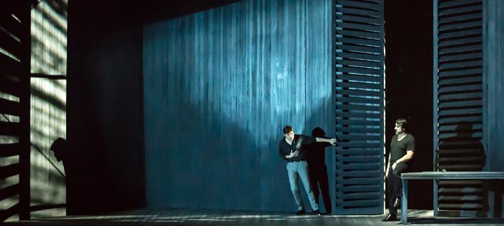 Pelléas et Mélisande, opéra de Claude Debussy