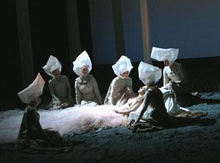 Pelléas et Mélisande (Debussy) par Olivier Bénézech à l'Opéra de Nice