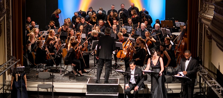 """Le philtre"" d'Auber en version de concert, au festival Rossini in Wildbad 2021"