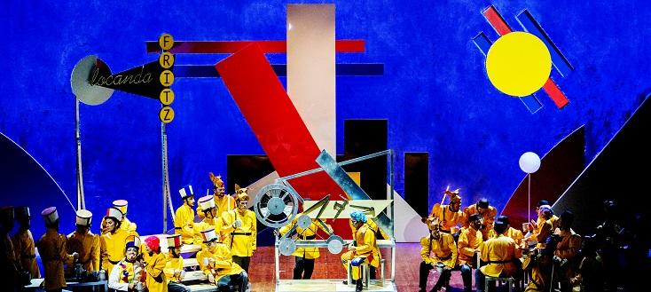 """Rareté absolu au Festival Donizetti de Bergame : """"Pietro il Grande"""""""