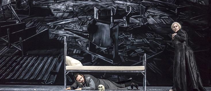 """Olivier Py signe """"La dame de pique"""" de Tchaïkovski à l'Opéra de Nice"""