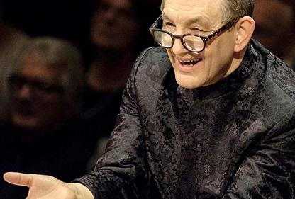 Trevor Pinnock joue Weihnachtsoratorium de Bach à la Maison de Radio France