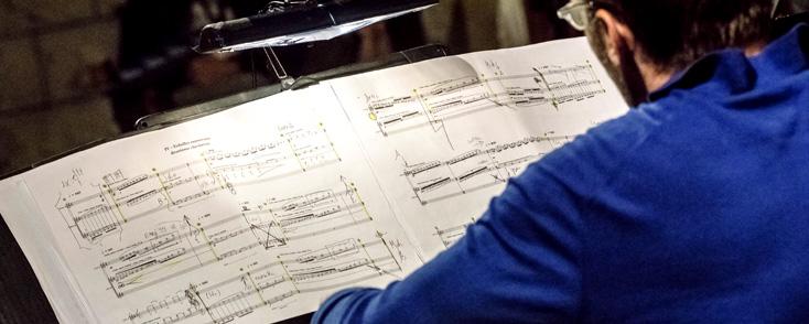 le pianiste Jean-Luc Plouvier, invité du Festival Messiaen au Pays de La Meije