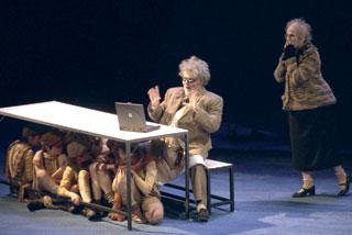 Pollicino, le petit Poucet de Henze, au Théâtre du Châtelet (Paris)