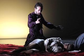 Robert Carsen met en scène L'incoronazione di Poppea à Glyndebourne